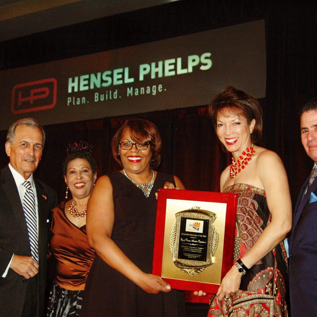 City Of Phoenix Aviation Award A