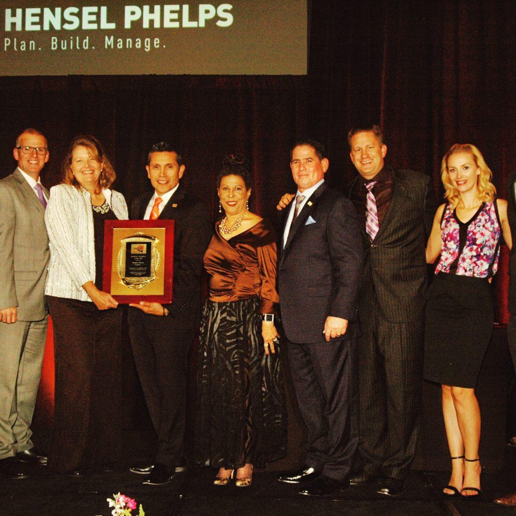 Hensel Phelps Award A